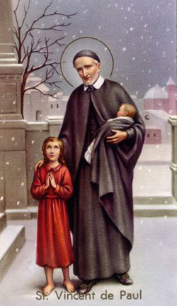 St. Vincent de Paul: Saint of the Day for Tuesday, September 27, 2016
