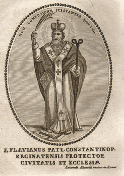 Image of St. Flavian of Constantinople