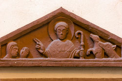 Image of St. Florentius of Strasbourg