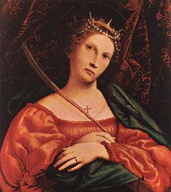 St. Catherine of Alexandria: Saint of the Day for Wednesday, November 25, 2015