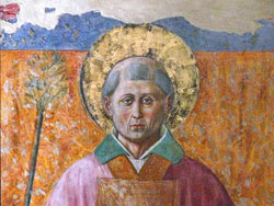 Image of St. Fortunatus of Spoleto