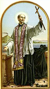 Image of St. Francis Jerome