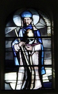 Image of St. Gebhard of Constance