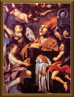 St. Januarius: Saint of the Day for Thursday, September 19, 2019