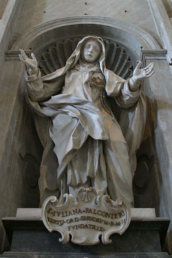 Image of St. Juliana Falconieri