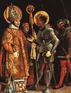 Image of St. Maurice