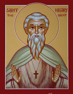St. Hilary of Arles: Saint of the Day for Tuesday, May 05, 2015
