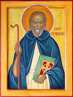Image of St. Columban
