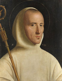 Sankt Hugo von Grenoble: Saint of the Day for Wednesday, April 01, 2015