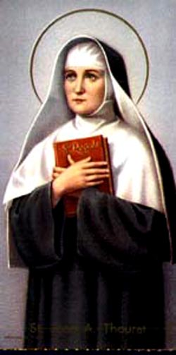 Image of St. Jane Antide Thouret