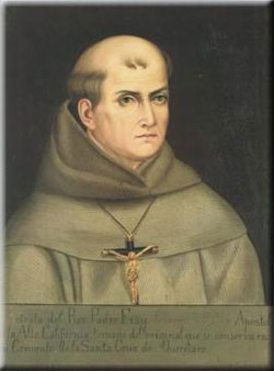 Image of Bl. Junipero Serra