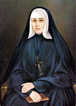 Image of Bl. Marie Rose Durocher
