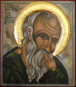 Image of St. John the Silent