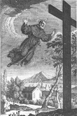 Image of St. Joseph of Cupertino