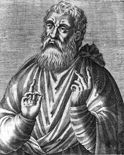 St. Justin Martyr: Saint of the Day for Monday, June 01, 2015