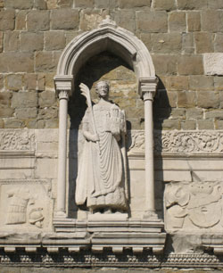 Image of St. Justus of Trieste