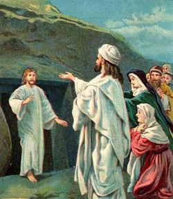St  Lazarus of Bethany - Saints & Angels - Catholic Online