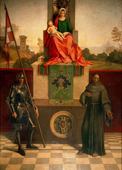 Image of St. Liberalis of Treviso
