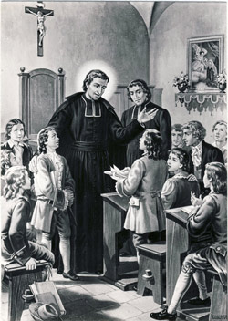 Image of St. Louis de Montfort