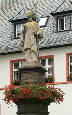 Image of St. Lull