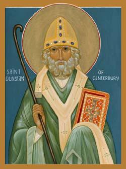 St Dunstan Saints Amp Angels Catholic Online