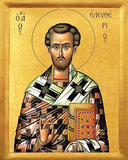 Image of St. Eleutherius