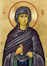 Image of St. Macrina the Elder