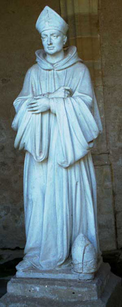 Image of St. Majolus of Cluny