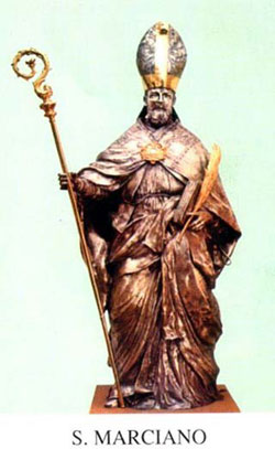 Image of St. Marcian of Syracuse