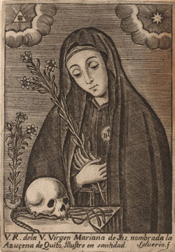 Image of St. Mariana de Paredes