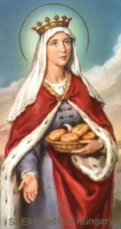 Image of St. Elizabeth of Hungary