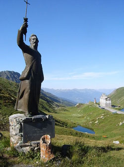 Image of St. Bernard of Montjoux
