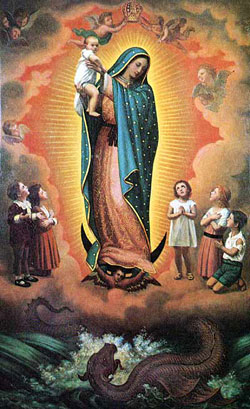 Our Lady Of Guadalupe Saints Angels Catholic Online