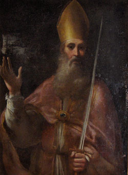 Image of St. Romulus of Genoa