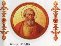 Image of Pope St. Mark