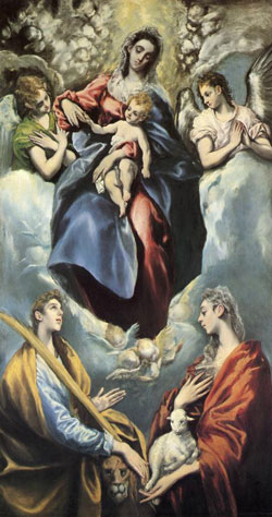 Image of St. Martina of Rome