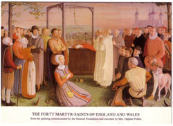 Image of Forty Martyrs of England & Wales