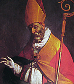 Image of St. Narnus