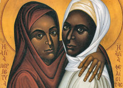 Image of Sts. Perpetua and Felicity