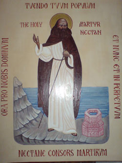 Image of St. Nectan of Hartland