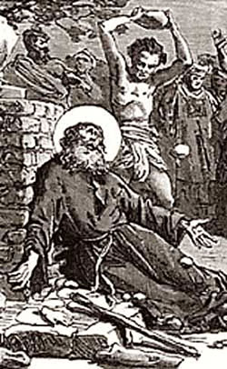 Image of St. Abraham the Poor