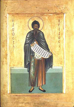 Image of St. Nilus the Elder