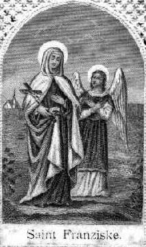 Image of St. Frances of Rome