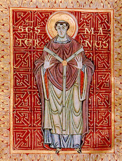Image of St. Maternus of Cologne