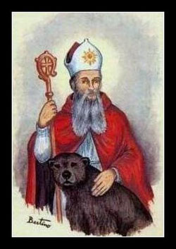 St. Maximinus of Trier: Saint of the Day for Friday, May 29, 2015
