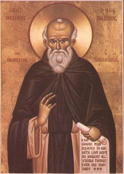 Image of St. Maximus the Confessor