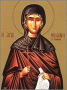 Image of St. Melania the Elder