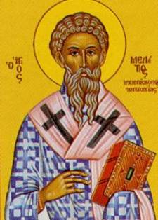 Image of St. Meletius of Antioch