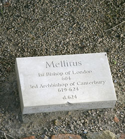 Image of St. Mellitus of Canterbury