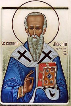 Image of St. Methodius I